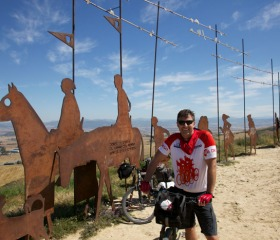 camino bike tours