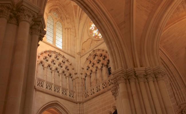 Burgos Cathedral Camino