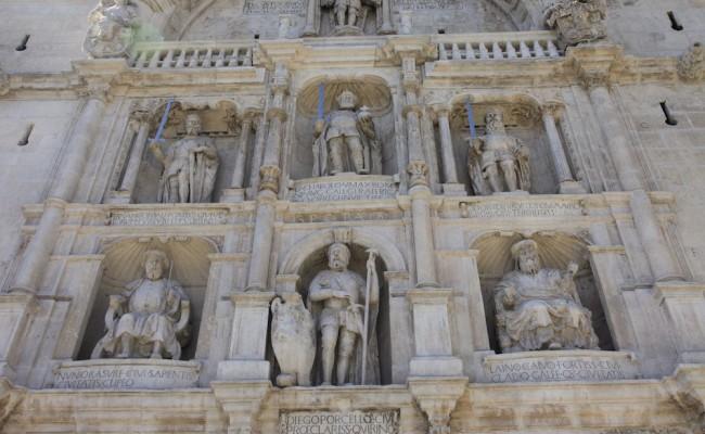 Burgos gate