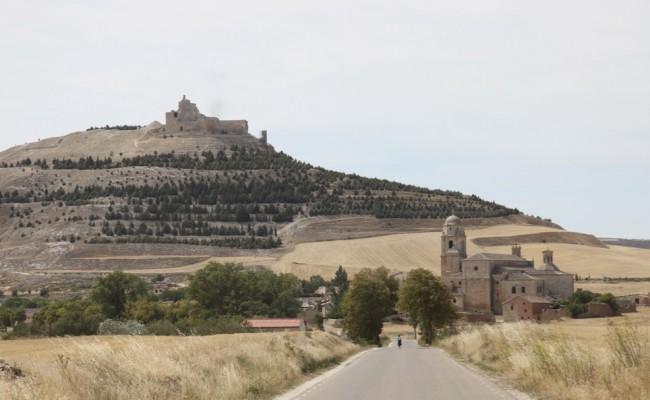 Castrojeriz town