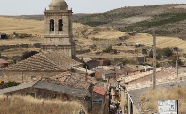 Hontanas, Camino de Santiago