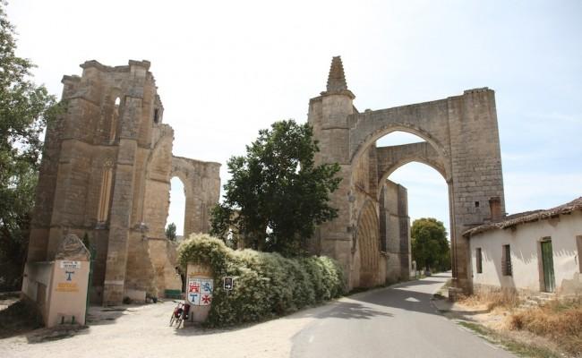 Ruins Castrojeriz