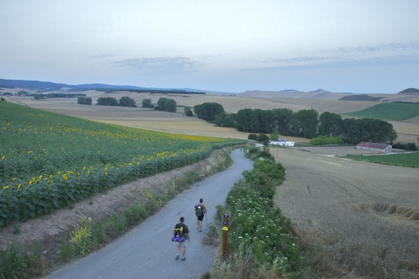 Camino cycling and walking tours
